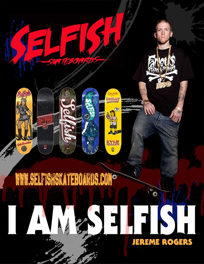 Selfish Skateboards