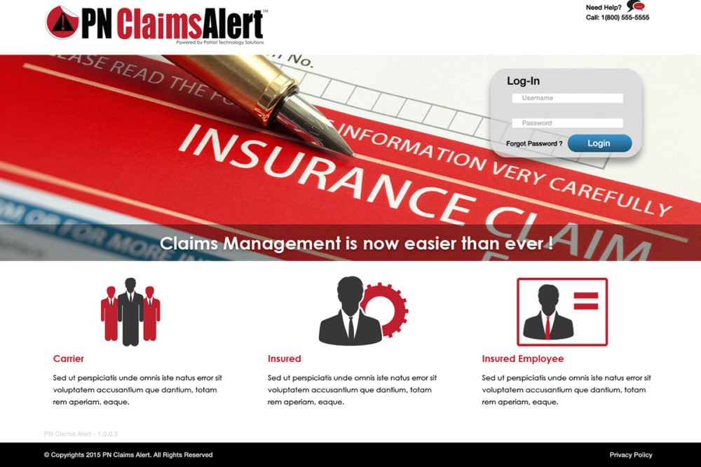 Claims Alert