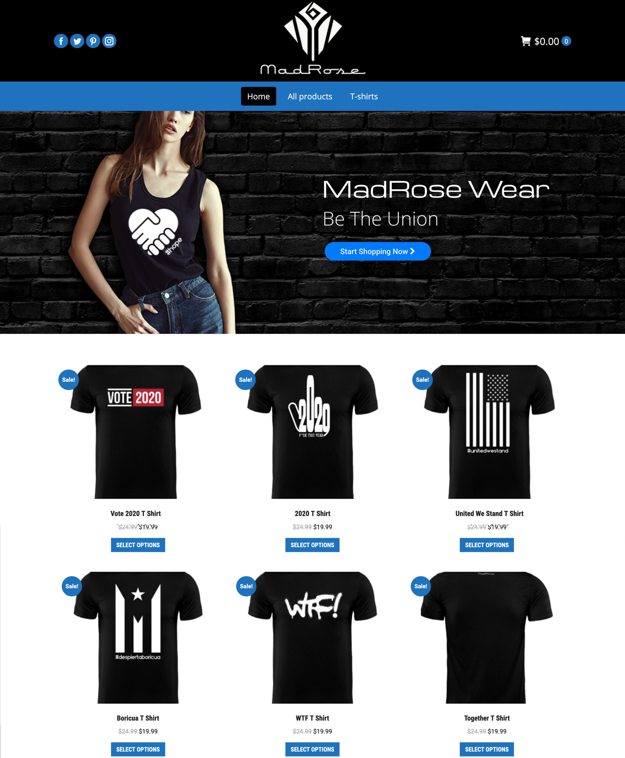 MadRose-Home Page