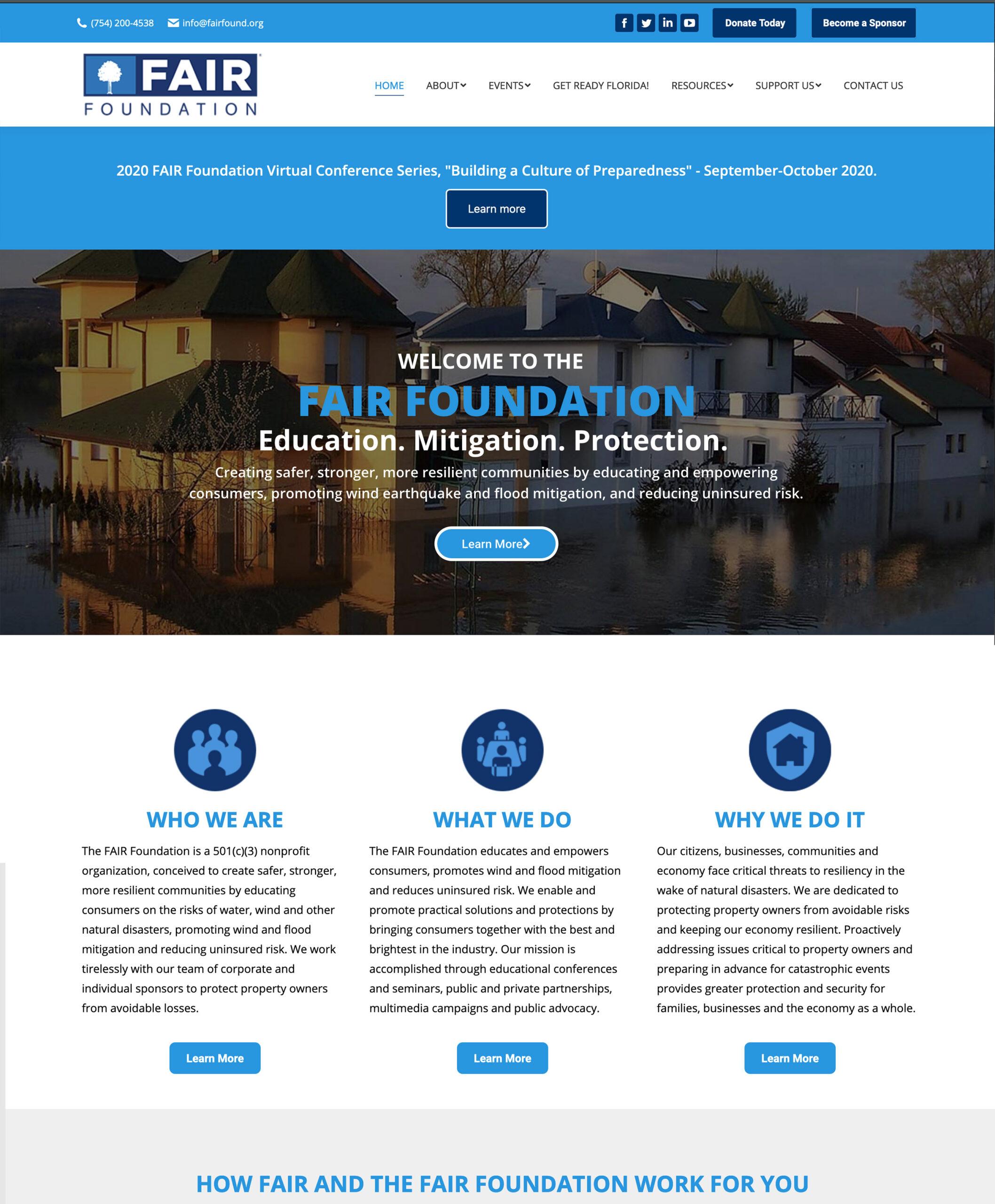 fair-Home Page